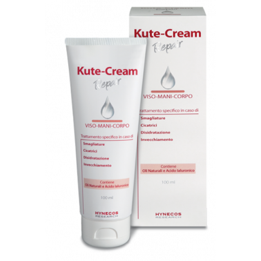 POOL PHARMA Srl - KUTE CREAM Repair Viso Mani Corpo 100 ml