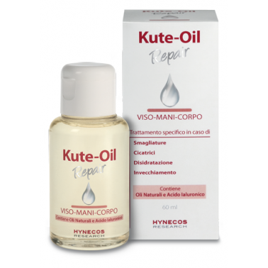 POOL PHARMA Srl - KUTE OIL Repair Viso Mani Corpo 60 ml