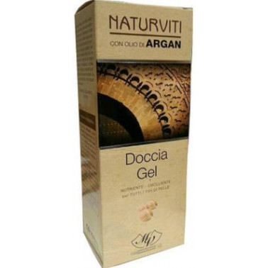 MARCO VITI FARMACEUTICI SpA - NATURVITI ARGAN Doccia Gel 200 ml