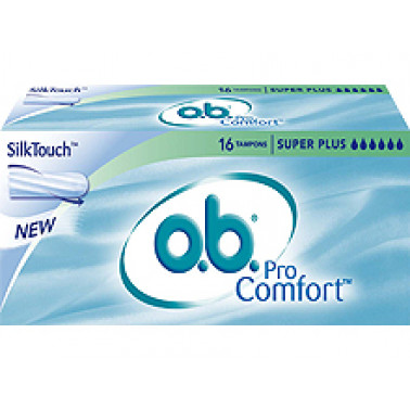 OB - OB SUPER PLUS Pro Confort 16pz