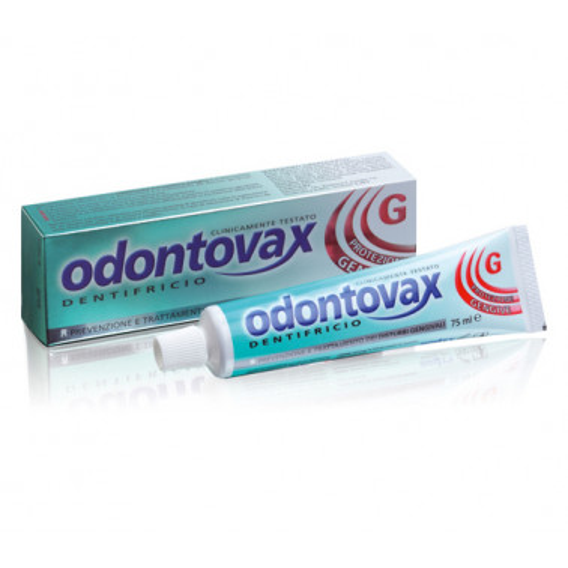 BOUTY SpA - ODONTOVAX G Dentifricio Protezione Gengive 75ml