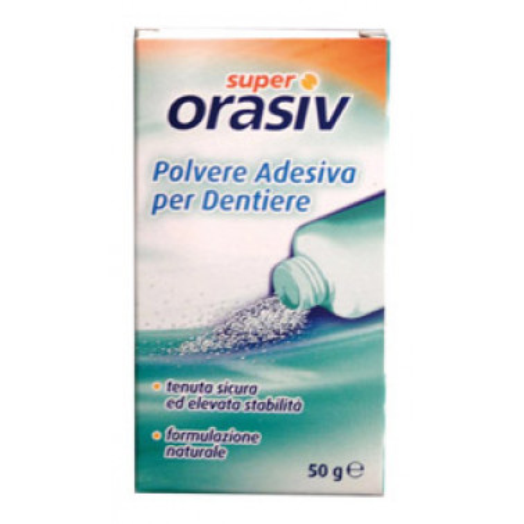 BOUTY SpA - ORASIV Super Polvere Adesiva 50g