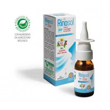 PLANTA MEDICA Srl - RINOSOL 2act Spray Nasale 15ml