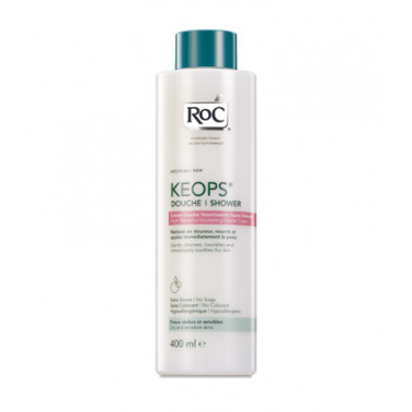 ROC (Johnson & Johnson SpA) - ROC KEOPS Doccia Crema Nutriente 400ml