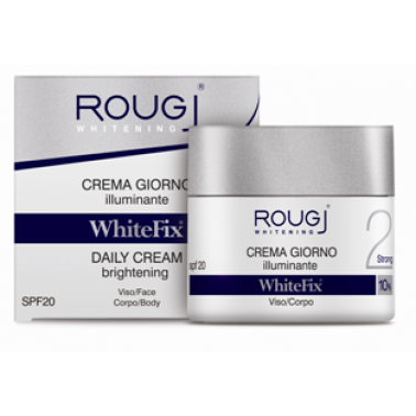 ROUGJ - ROUGJ WHITEFIX Crema Giorno Strong 10% spf20 50ml