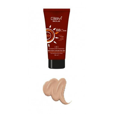 GIAVI' Srl - GIAVI SOLE BB CREAM 02 DARK SPF50+ 50ML