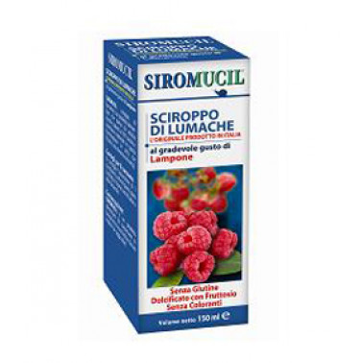- SIROMUCIL Sciroppo di Lumache al Lampone 150ml