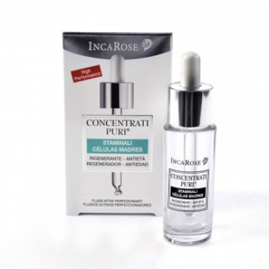 INCAROSE - INCAROSE CONCENTRATO PURO CELLULE STAMINALI 15ML