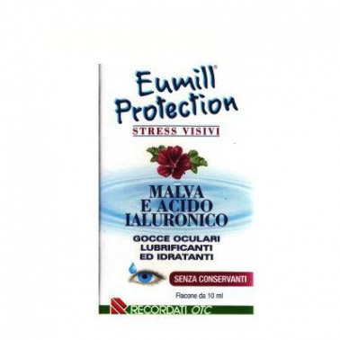 RECORDATI SpA - EUMILL PROTECTION STRESS VISIVI FLACONE 10ML