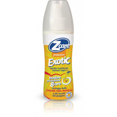 BOUTY SpA - ZCARE PROTECTION EXOTIC VAPO 100ML