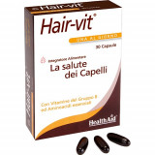 HAIRVIT 30CPS