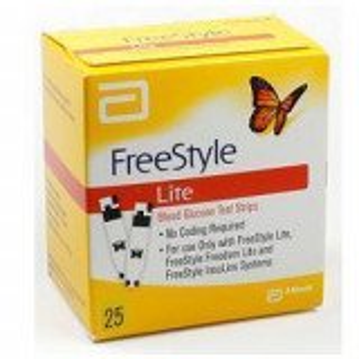 FREESTYLE Lite 25 strisce