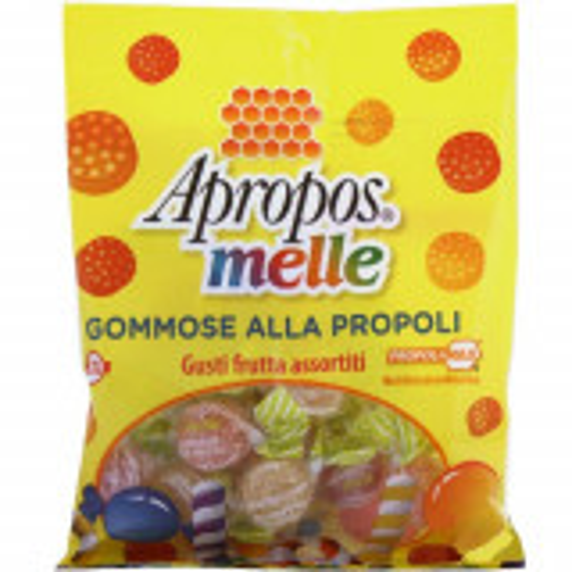APROPOS Melle Gommose alla Propoli 50g