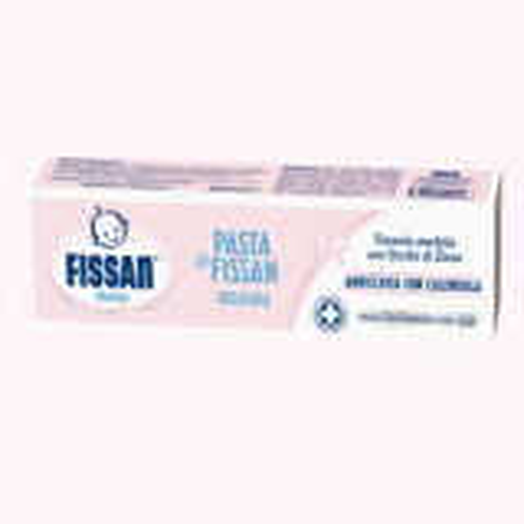 FISSAN Pasta Delicata tubo 100 ml