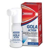 GOLA ACTION*SPRAY 0.15%+0.5%