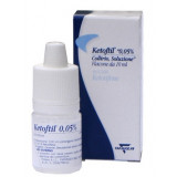 KETOFTIL*COLL FL 10ML 0.5MG/ML