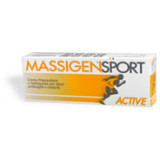 MASSIGEN Sport Active Cr 50ml