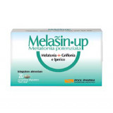 MELASIN•UP Integratore Melatonina+Griffonia e Iperico 20cpr