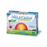 MELATONINA Sirc Diet + Passiflora 60cpr