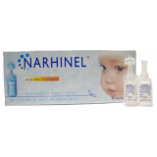 NARHINEL Sol Fiosiol 20fl 5ml